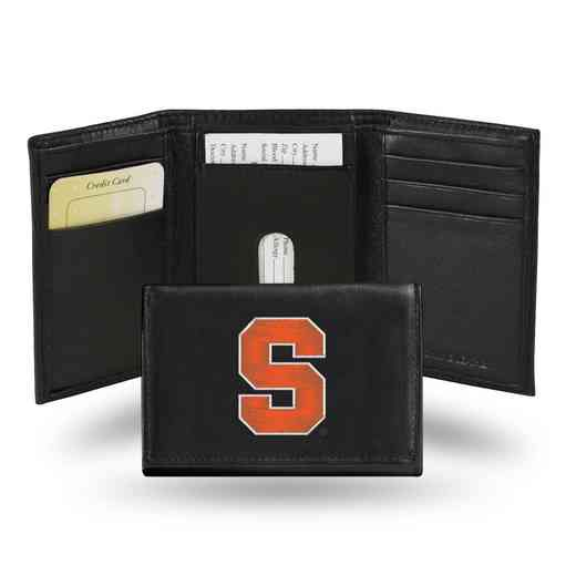 RTR270102: NCAA RTR Trifold Wallet, Syracuse