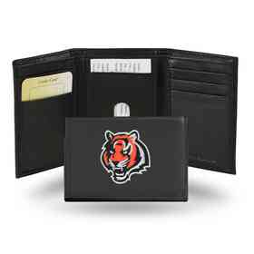 RTR3201: NFL RTR Tri-fold Wallet, Bengals
