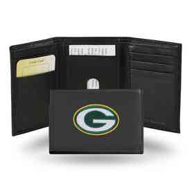 RTR3301: NFL RTR Tri-fold Wallet, Packers