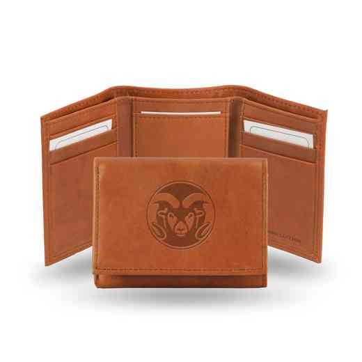 STR500201: NCAA STR Trifold Wallet, Colorado St