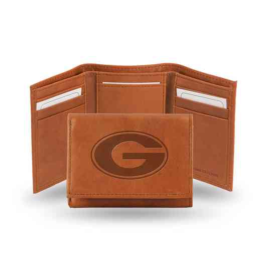 STR110101: NCAA STR Trifold Wallet, Georgia