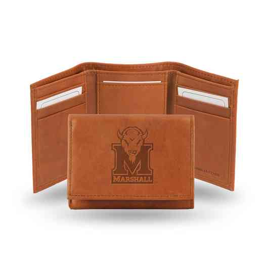 STR280202: NCAA STR Trifold Wallet, Marshall