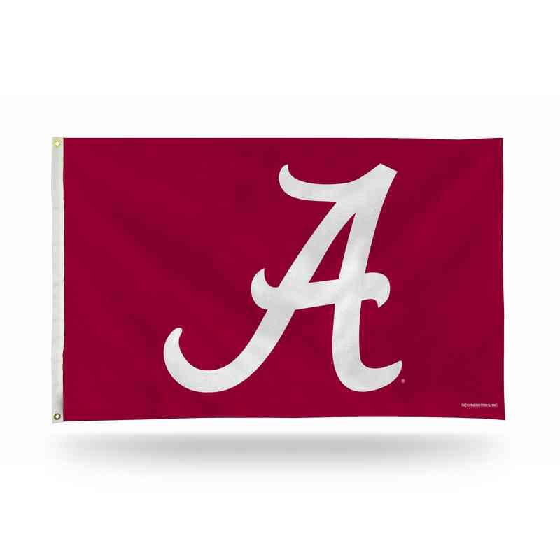 4dbf33bff6d Alabama Crimson Tide Ceremony NCAA Banner Flag