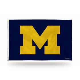FGB220005: NCAA FGB BANNER FLAG, Michigan