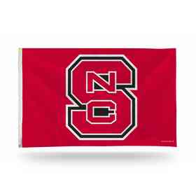 FGB130207: NCAA FGB BANNER FLAG, North Carolina St
