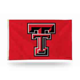 FGB260804: NCAA FGB BANNER FLAG, Texas Tech