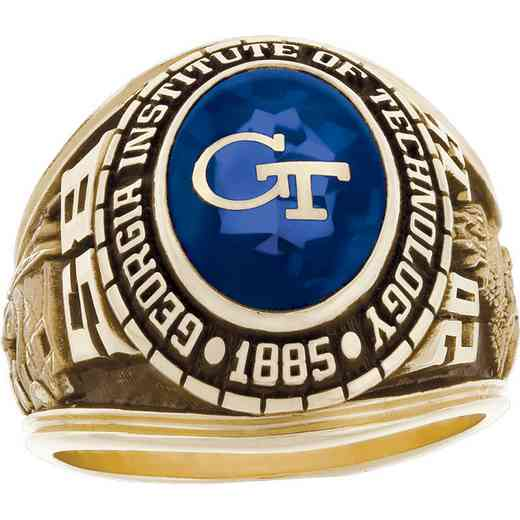 Georgia Institute of Technology Men's Traditional Ring