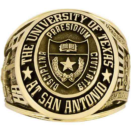 University of Texas at San Antonio Men's Traditional Ring