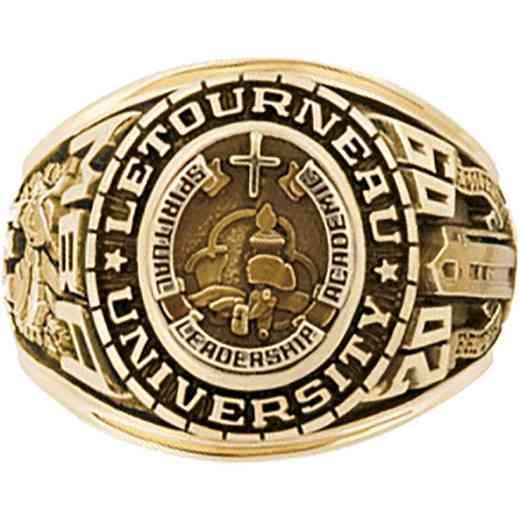 Letourneau University Men's Traditional Ring
