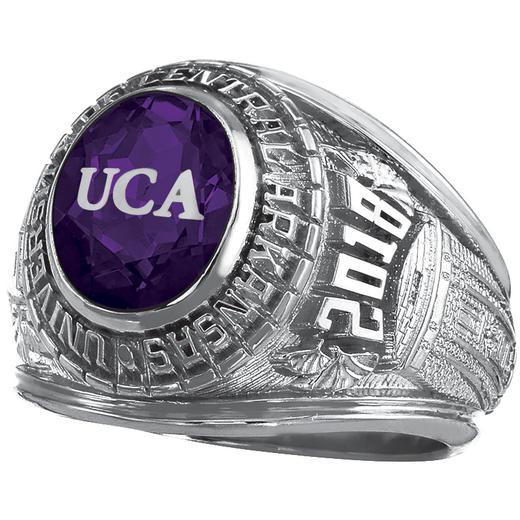 University of Central Arkansas Men's Traditional Ring