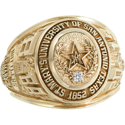 Saint Mary's University Men's Traditional Ring