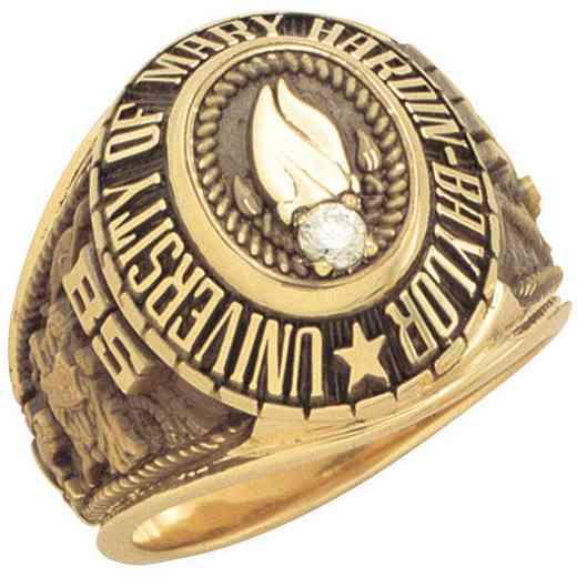 University of Mary Hardin Baylor Men's Traditional Ring