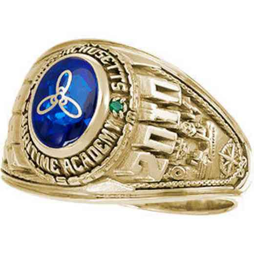 Massachusetts Maritime Academy 2010 Women's Traditional Ring