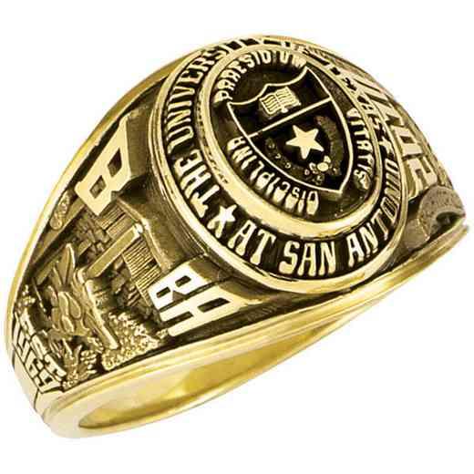 University of Texas at San Antonio Women's Extra Small Traditional Ring
