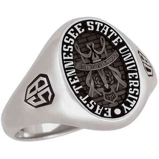East Tennessee State University Women's Small Signet Ring