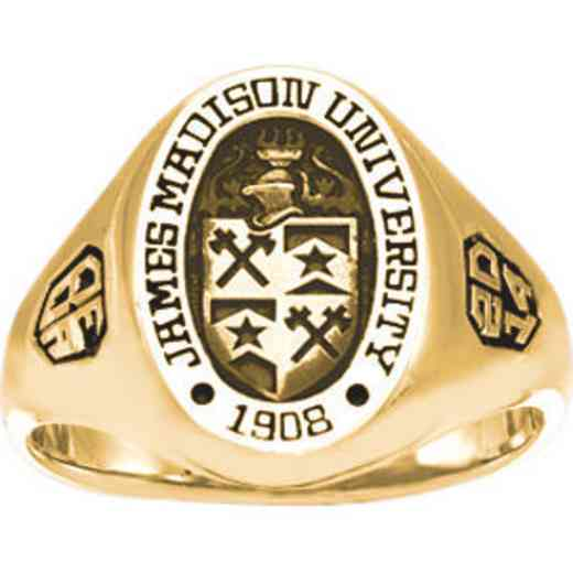 James Madison University Class of 2014 Women's 345S Ring