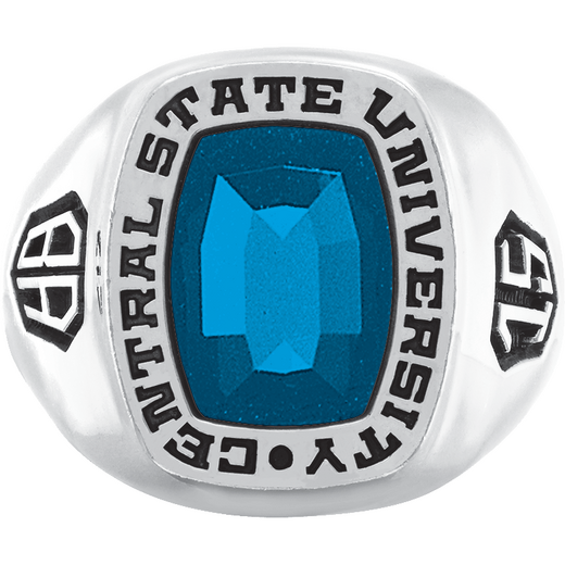 John Jay College of Criminal Justice Seahawk Ring
