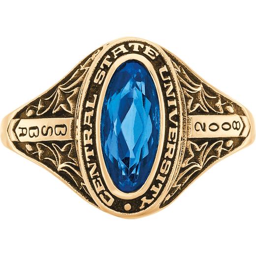 John Jay College of Criminal Justice Trellis Ring