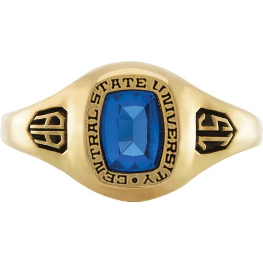 John Jay College of Criminal Justice Noblesse Ring