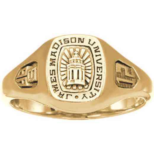 James Madison University Class of 2012 Women's Noblesse Ring