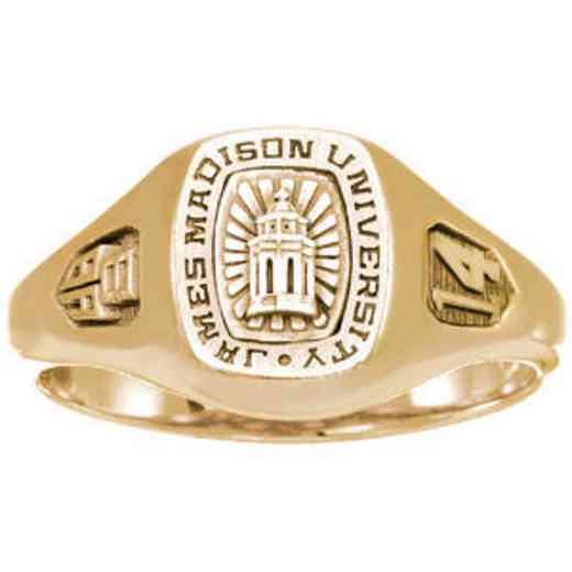James Madison University Class of 2014 Women's Noblesse Ring