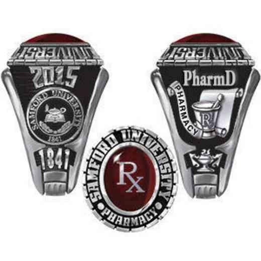 Samford University - McWhorter School of Pharmacy Men's Traditional Ring