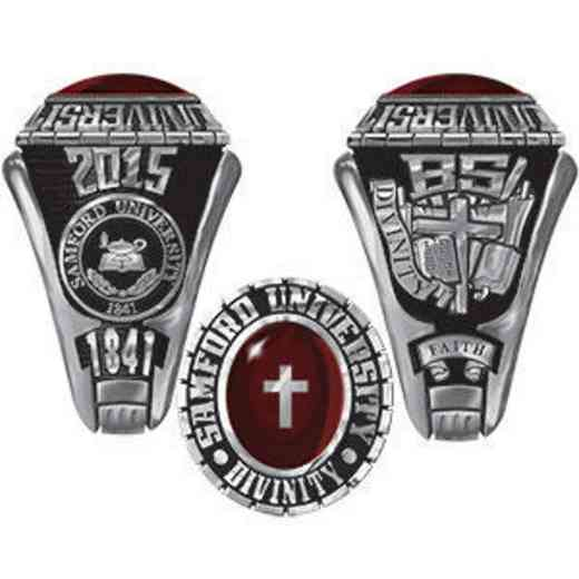 Samford University - Beeson School of Divinity Men's Traditional Ring