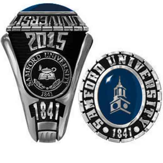 Samford University Men's Traditional Ring