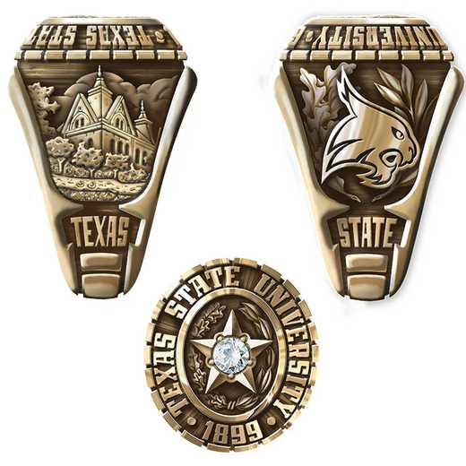 Texas State University San Marcos Mens Traditional
