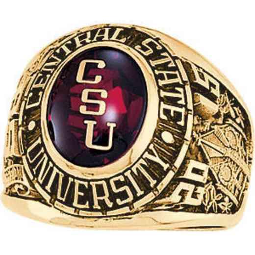 Louisiana State University at Shreveport Men's Traditional Ring