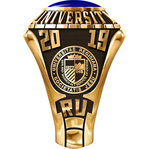 Regis University Women's 876S1 Traditional Ring