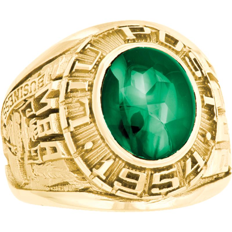 LIU Post Women's Traditional Ring