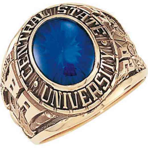 Louisville Seminary Men's Extra Large Traditional Ring