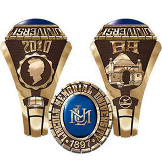 Lincoln Memorial University Women's Traditional Ring