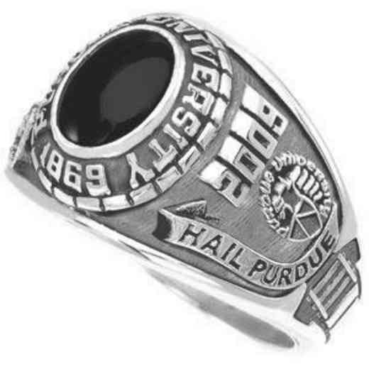 Purdue University Bookstore Women's Small Traditional Ring
