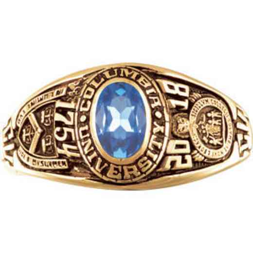 Columbia University Women's Traditional Ring