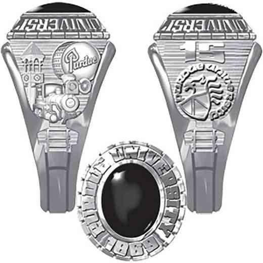 Purdue University Calumet Campus Women's Petite Traditional Ring