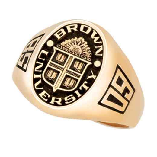 Brown University Men's Executive Ring