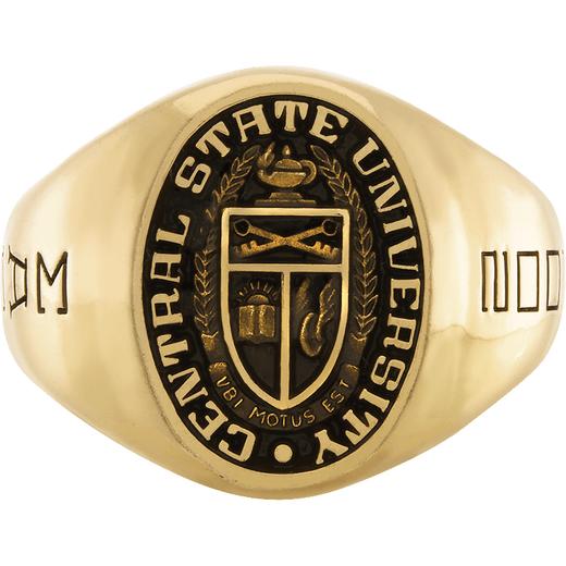 New York University Stern School of Business Executive Ring