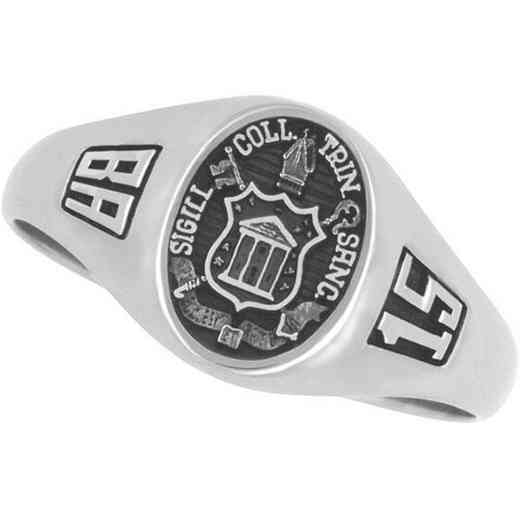 Trinity College Hartford Women's Petite Signet Ring