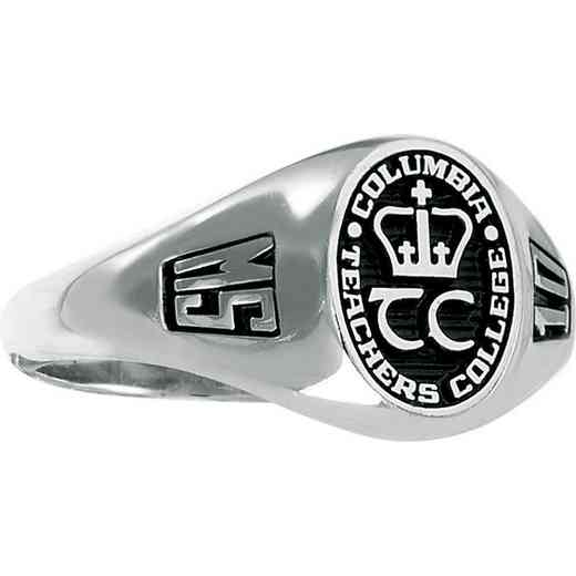Columbia University Teacher's College Women's Laurel Ring