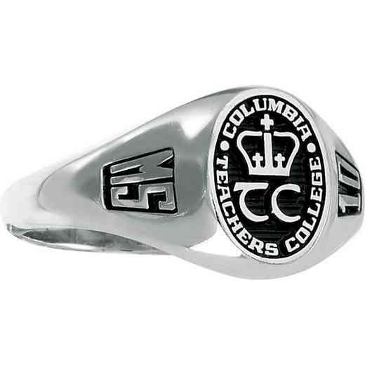 Columbia University Teacher's College Women's Laurel Ring