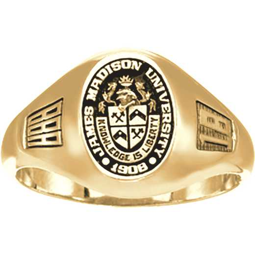 James Madison University Class of 2018 Women's Laurel Ring