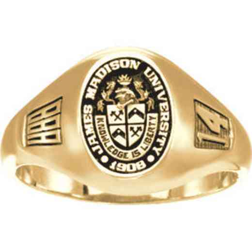 James Madison University Class of 2014 Women's Laurel Ring