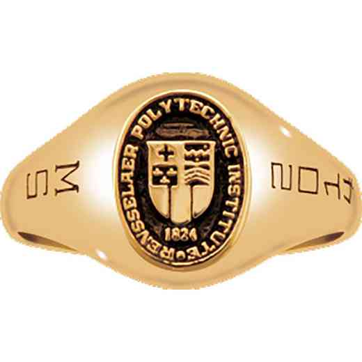 Rensselaer Polytechnic Institute Class of 2014 Women's Laurel Ring