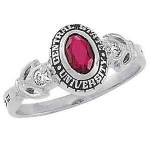 Multi-Choice Standard Women's Twilight Ring
