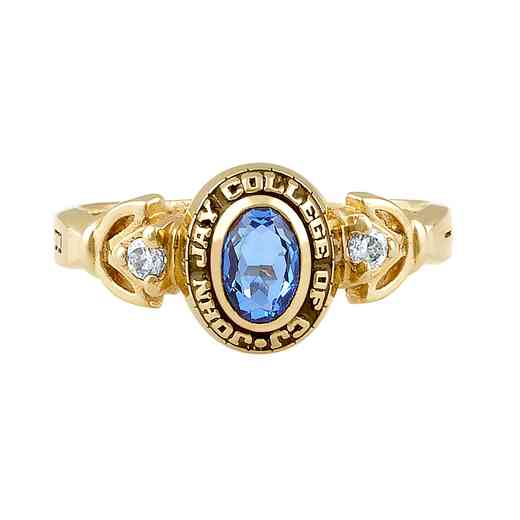 John Jay College of Criminal Justice Twilight Ring