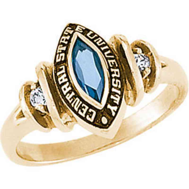 Multi-Choice Standard Women's Duet Ring
