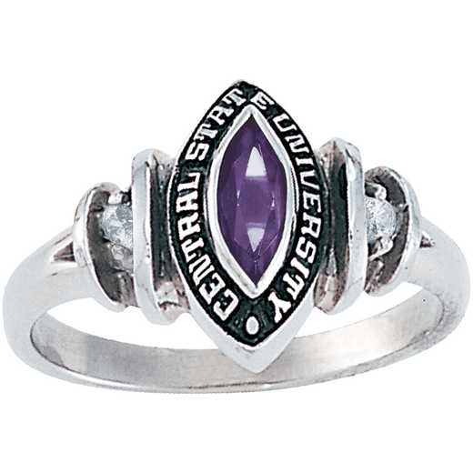 New York University Stern School of Business Duet Ring