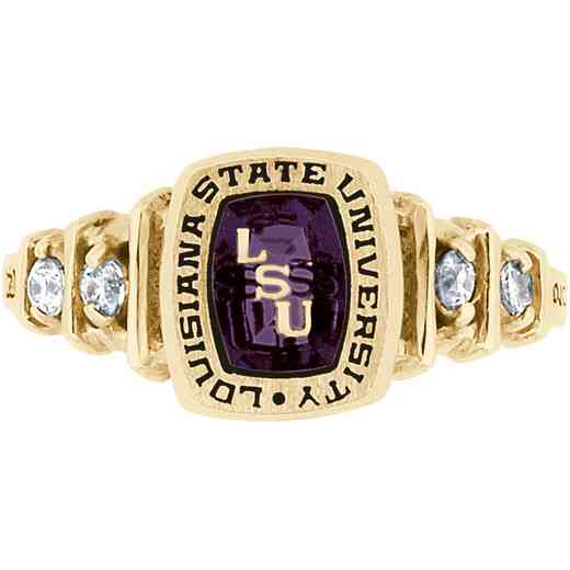 Louisiana State University Highlight Ring